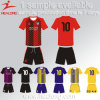 Healong Any Logo Sublimation Customized Uniform Soccer Kit