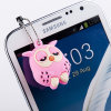 Mobile Pendant Earphone Charm Dust Plug (MDP014)