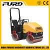 2 Ton Hydraulic Ride on Double Drum Roller Compactor (FYL-900)