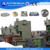 One-Time Aluminum Foil Food Container Making Machines for Baking