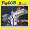 50cbm/H Mobile Concrete/Cement Mixing Plant