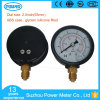 63mm ABS Case Oil Filled Pressure Gauge Vibration Resistance