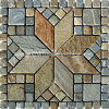 Slate Mosaic for Wall Cladding Floor Tile