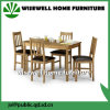 5PC Dining Room Wooden Furniture (W-DF-9026)