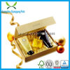 Custom Foldable Kraft Paper Cosmetic Gift Box Packaging