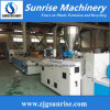 Conical Double Screw PVC Extruder
