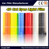 4D Cat Eyes PVC Car Lamp Film Car Light Film Car Wrap Film with 12 Colors