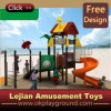 2016 Most Popular in South Africa Outdoor Plastic Playground (X12188-9)