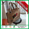 Wholesale Shopping Recycled Jute Gift Bag Customized
