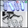 Gen 3 LED Grill Lightheads for Security Cars (DS868L-4C4)