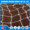 16 mm Mesh Size 11 M Sea Depth UHMWPE Net Knotless, Fish Farm Cage Net