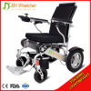 Cheap Price Aluminum Power Wheelchair Electric 250W X 2 Brushless Motor Lightweight Foldable Electric Wheelchair for Disabled