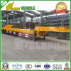 3 Axles Goose-Neck Lowbed Semi Trailer