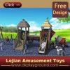 En1176 Kids Favorite Playset Outdoor Plastic Playground (X1405-10)