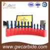 Tungsten Carbide Flat 4flutes End Mills