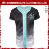 2017 Newest Customised Fancy Sublimated Fashionable Baseball Jersey (ELTBJI-32)