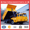 China Dongfeng Gold Mines Heavy Vehicules Dumpers/6X4 Mine Heavy-Duty Mining Dump Truck