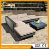 Modern Living Room Indoor Furniture Rattan Corner Sofa Set
