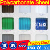 Polycarbonate Sunlight Roofing Sheet