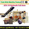 Automatic Concrete Interlocking Brick Making Machine Price for Sale