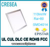 120lm/W LED Panel Light with UL cUL Dlc 4.0