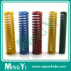 High Precision Custom Mould Spring Green