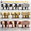 Vivismoke 528 Kennedy Metal Drip Tip Ss Brass Copper Drip Tip for Goon Kennedy