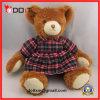 Check Skirt Toy Bear Soft Teddy Bears