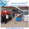 High Quality Galvanized Steel Downspout Roll Forming Machine, Round Downpipe Making Machine