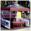 3*4.5m Promotion Trade Show Outdoor Canopy Tent (Aluminum Frame/Canopy/3 Walls)
