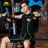 Sportswear & Short and Sleeveless T Shirt for Gym