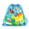 Professional Printed Colorful Shopping Drawstring Cotton Pouches (CCB-1028)