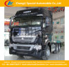 Sinotruk 6X4 HOWO 420HP Prime Mover Tractor Truck