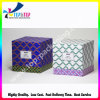 Colored Art Paper Box Hair Extension Packaging Box