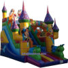 Colorful Inflatable Slide for Commercial Show and Trade Show (A561)