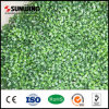 Plastic Small Garden Fence Artificial Leaves