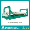 Vibrating Pellet Screener for Chicken / Poultry Feed Pellet Screening