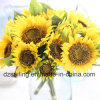 Artificial Flower of 7 Heads Sunflower Bouquet (SW22101)