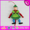 2016 Brand New Design Wooden String Puppet, Best Sale Baby Wooden Pull Toy Puppet, Wholesale Cheap Kid Wooden Toy Puppet W02A053