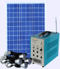 Multifunction Mini Solar Power System / Lighting System