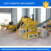 Wante Machinery Wt2-10 Double Blocks Eco Brick Making Machine