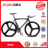 Titanium Alloy Fixed Gear Bike with European Components for Sale with Leather Saddle