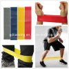 Latex Resistance Loop Bands Set of 4 for Ankle, Legs, Knee, or Arm Exercise