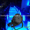 54PCS Ful Color 3watt LED Waterproof PAR