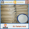 Food Grade/CAS No. 133-37-9/Dl-Tartaric Acid Anhydrous/Dl-Tartaric Acid