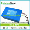 Lithium Battery Pack 48V 10ah for Electric Vehicle