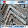 Mild Steel Q235 Ss400 Lowest Price Angle Bar