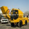 3cbm Mobile Concrete Mixing Truck (KDMT-3)