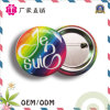 Custom Logo Tin Printed Security Badge for Kids