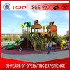 New Design Manufacturer for Children Kids Outdoor/Indoor Playground Big Slides for Sale Wooden Series HD16-161A